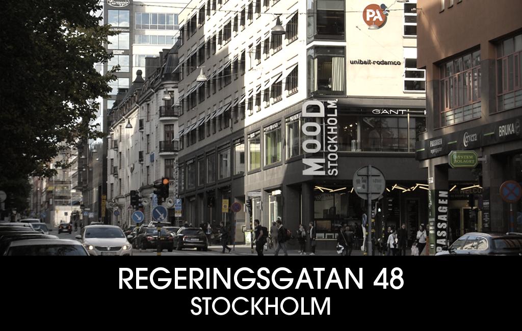 MOOD | REGERINGSGATAN 48