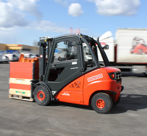 Truck (enl TLP10) A1-A4+B1 för nybörjare